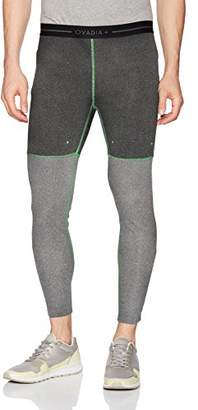 Ovadia+ Men's Performance Moisture Wicking Training Tights
