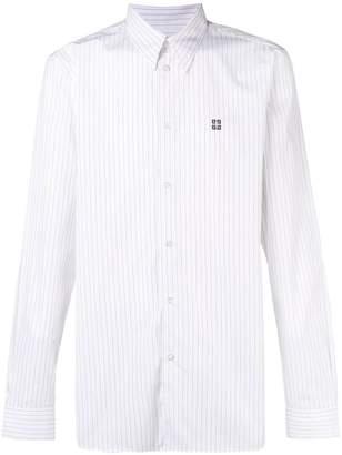 Givenchy striped 4G shirt