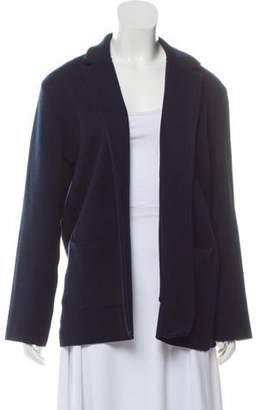 Magaschoni Wool-Blend Oversize Blazer