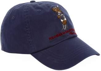 Polo Ralph Lauren Bear Logo Baseball Cap