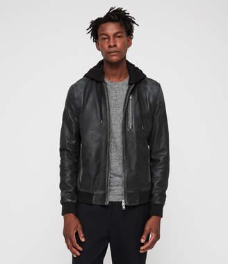 90255ded2 AllSaints Men's Leather & Suede Coats - ShopStyle