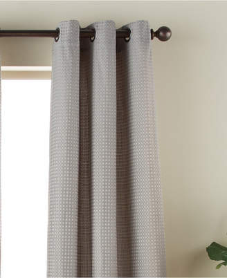 "Nanshing Dean 37"" X 84"" Pair of Grommet Top Curtain Panels"