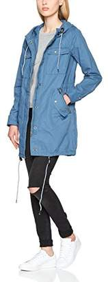 Khujo Women's Kaatje Jacket, (Dark Blue 405), Medium