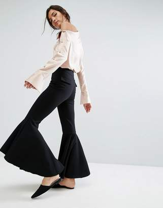 Style Mafia Extreme Flare Pant $209 thestylecure.com