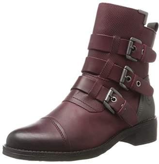 Bugatti Women's 411333301535 Boots, (Dark / 3181)