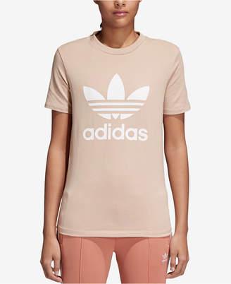 adidas adicolor Cotton Trefoil T-Shirt