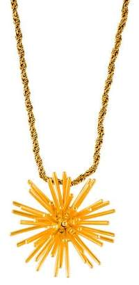 Aurelie Bidermann Condor Pendant Necklace