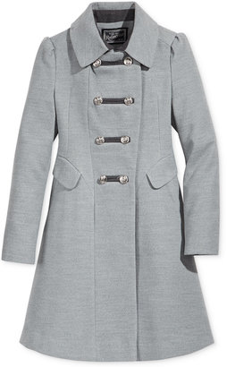 S. Rothschild Girls' Military Coat $89.98 thestylecure.com