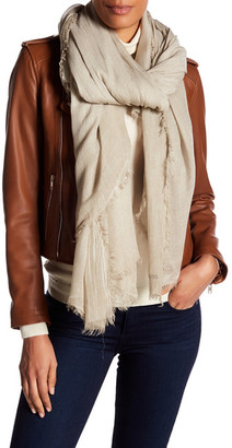 Zadig & Voltaire Lexy Scarf $250 thestylecure.com