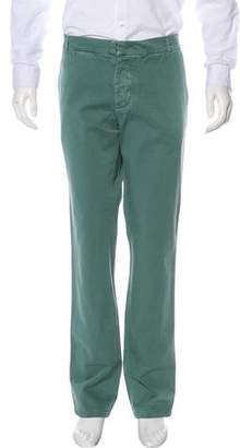 Band Of Outsiders Slim Twill Pants