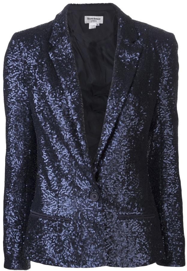Helene Berman sequin blazer