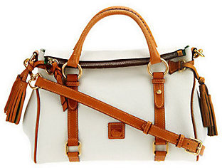 As Is Dooney & Bourke Florentine Vachetta Small Satchel $141 thestylecure.com