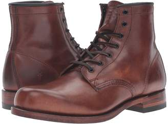 Frye Arkansas Mid Leather Men's Lace-up Boots