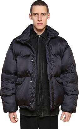 Our Legacy Nylon Lenox Puffer Jacket