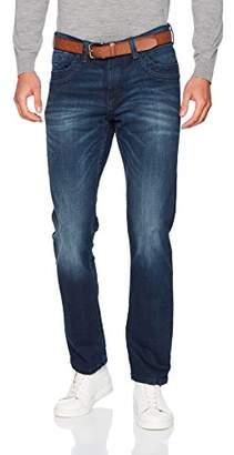 Tom Tailor Men's Belt Slim Jeans,W32/L34