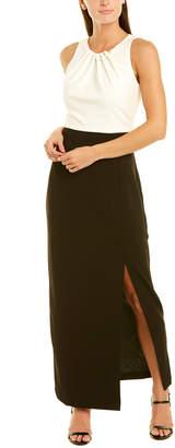 Nicole Miller NEW YORK Maxi Dress