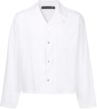 MACKINTOSH 0002 boxy shirt jacket