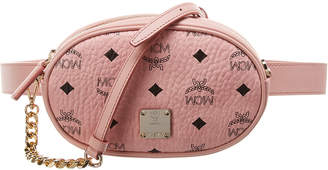 MCM Essential Visetos Belt Bag