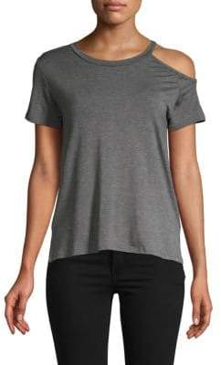 Mila Louise Cold-Shoulder Tee