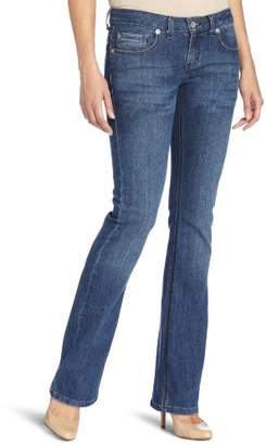 Dickies Women's Slim Bootcut Jean