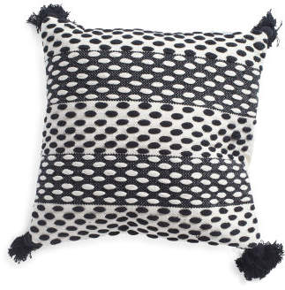 Made In India 20x20 Dianna Pillow