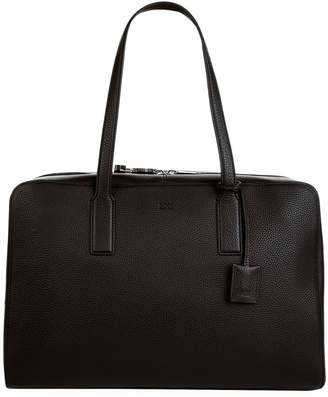 at Harrods · HUGO BOSS Leather Logo Holdall dc0bae1698392