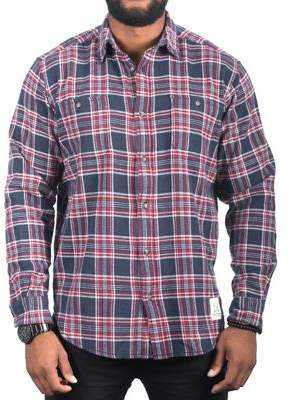 Jack Of All Trades Birm Cotton Button-Down Shirt