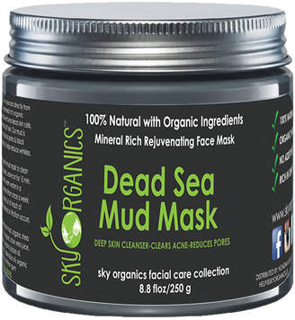 Sky Organics 8.8Oz Organic Purifying Dead Sea Mud Mask