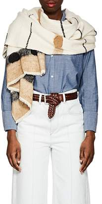 Denis Colomb Women's Cashmere-Cotton Scarf