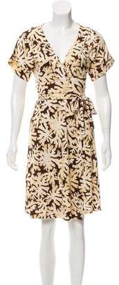 Diane von Furstenberg Toby Wrap Dress