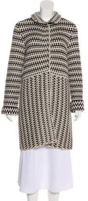 Tory Burch Wool-Blend Coat
