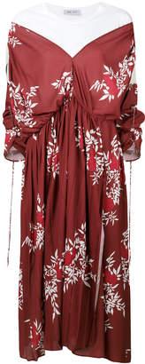 DAY Birger et Mikkelsen Act N°1 flared floral dress
