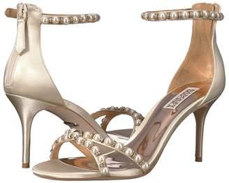 Badgley Mischka Hannah High Heels
