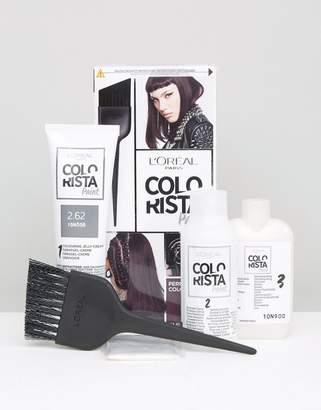 L'Oreal L Oréal Pa Colorista Permanent Hair Paint 14 Mulberry