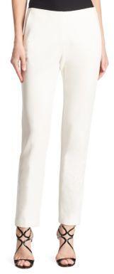 Trina Turk Varvara Straight-Leg Ankle Pants