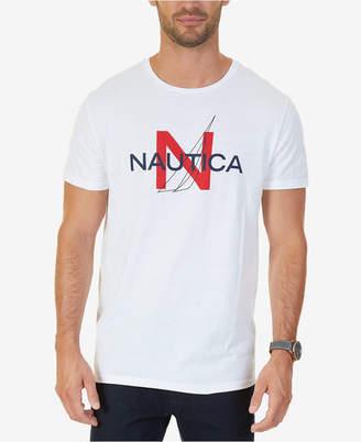 Nautica Men Heritage Graphic-Print T-Shirt