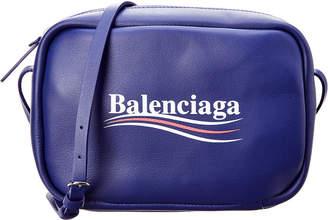 Balenciaga Small Campaign Everyday Leather Camera Bag