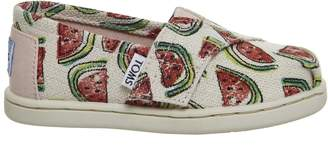 Toms Girls' 10009948 Alpargata-K