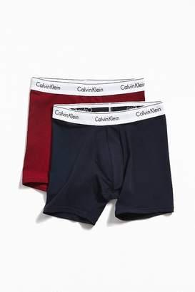 Calvin Klein Modern Cotton Boxer Brief 2-Pack