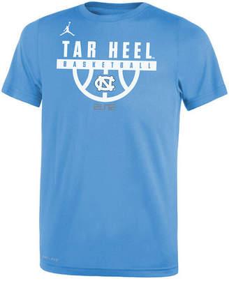 Nike North Carolina Tar Heels Basketball Legend Logo T-Shirt, Big Boys (8-20)