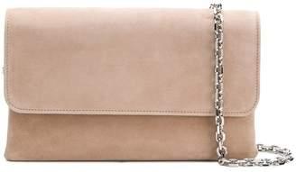 Casadei foldover clutch bag