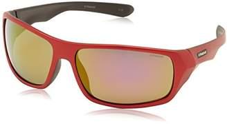 a663823c17 at Amazon.co.uk · Polaroid P7417 Rectangular Sunglasses