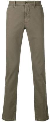 Incotex skinny trousers
