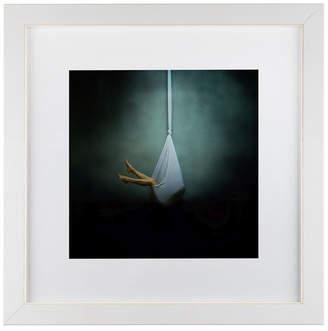 "Yaroslav Vasiliev Apostol wing' Matted Framed Art - 16"" x 16"" x 0.5"""