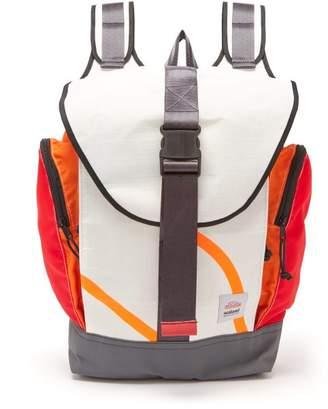 Sealand - Roamer Upcycled Backpack - Mens - Red Multi