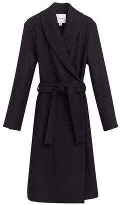 Cuyana Soft Wrap Coat