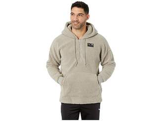 Puma Downtown Sherpa 1/2 Zip Top
