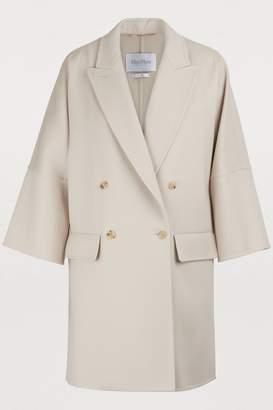 Max Mara Fibra wool coat