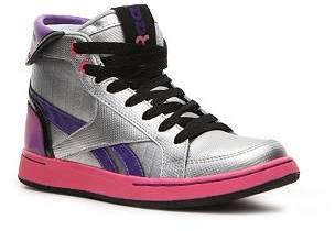 Reebok SL Flip Girls Toddler & Youth High-Top Sneaker