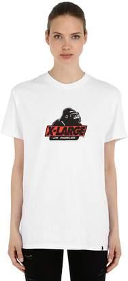 XLarge Old Og Logo Cotton Jersey T-Shirt
